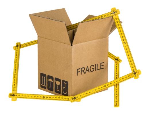 scatole in cartone su misura