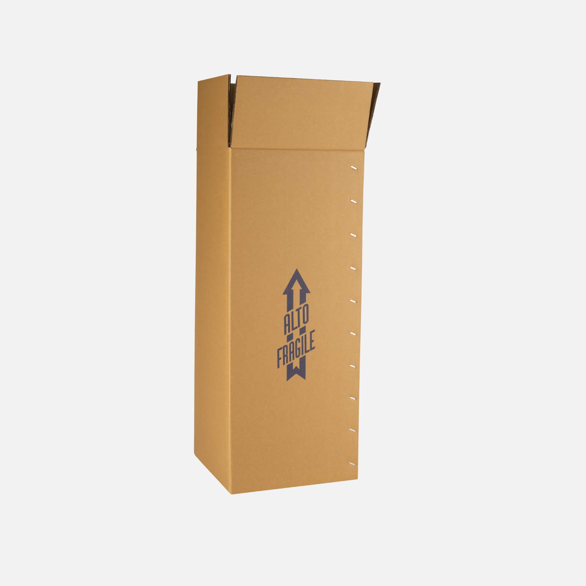 scatola americana verticale