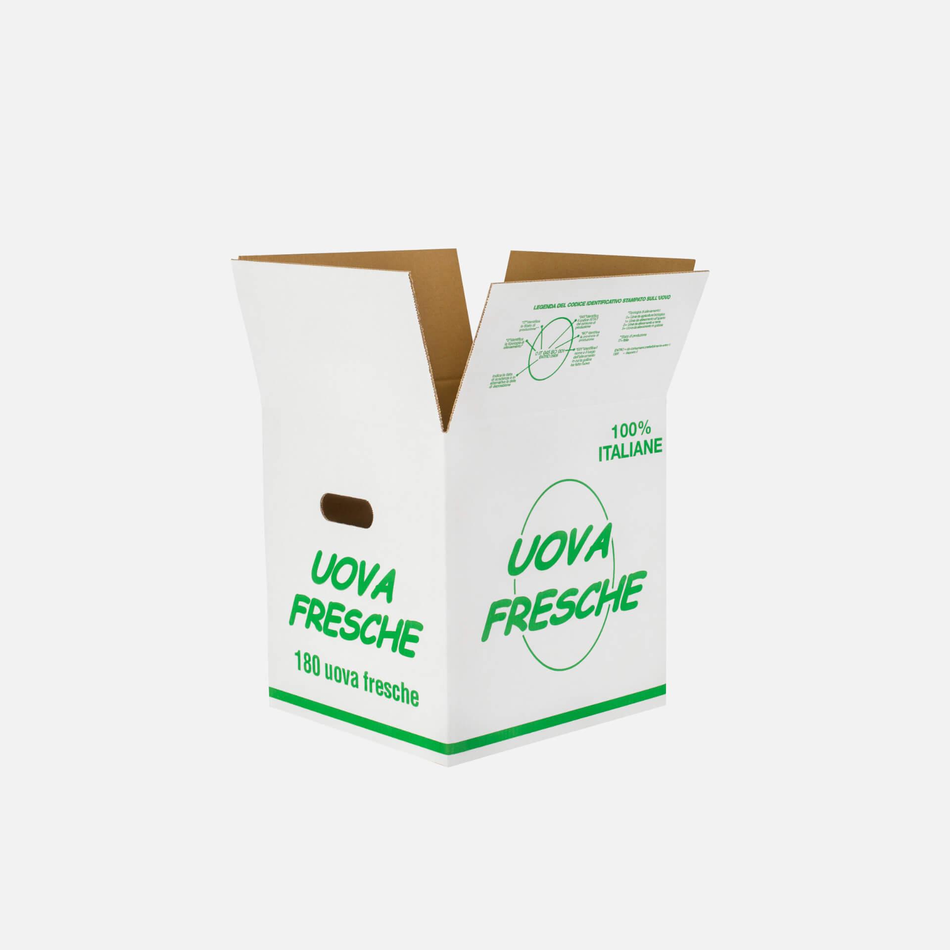 scatola cartone fondo automatico